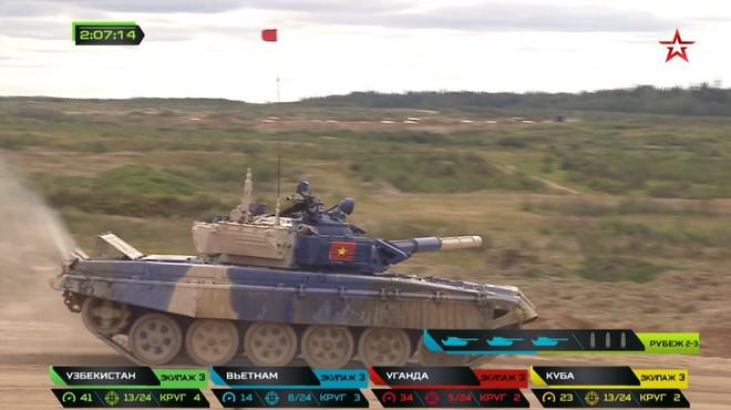 Đội Việt Nam xuất sắc về đích thứ 2 tại chung kết Tank Biathlon - Kỳ tích lịch sử - Ảnh 16.