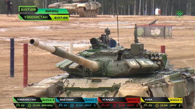 Đội Việt Nam xuất sắc về đích thứ 2 tại chung kết Tank Biathlon - Kỳ tích lịch sử - Ảnh 14.