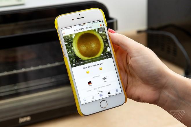Lò nướng thông minh tự động bật lúc nửa đêm, tăng nhiệt độ đến 400 độ C - Ảnh 2.
