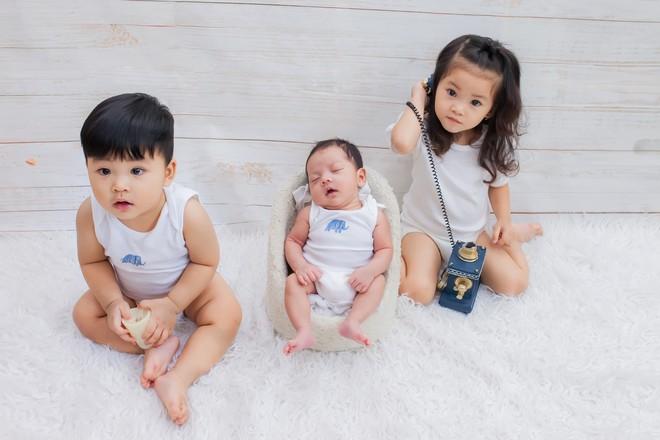 Hải Băng 3 năm sinh 3 đứa con cho Thành Đạt: Tôi không đặt nặng phải có 1 đám cưới - Ảnh 6.