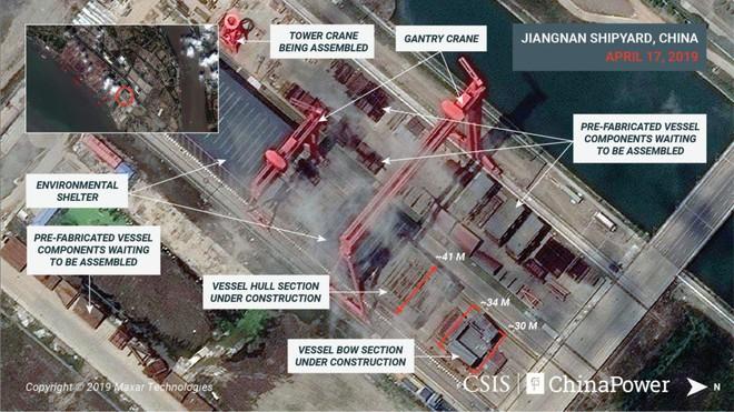 Tham vọng trở thành Siêu cường của Trung Quốc:  Cần bao nhiêu tàu sân bay? - ảnh 1