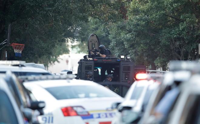 Mỹ: Sáu cảnh sát Mỹ bị thương sau trận đấu súng kịch tính, nghi phạm bị bắt giữ sau nhiều giờ cố thủ