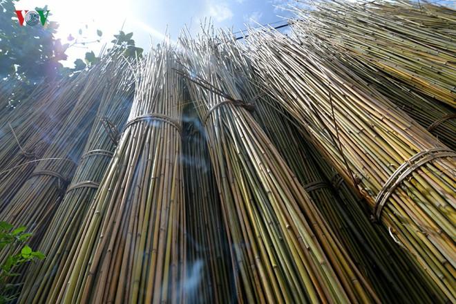 Chàng trai 8x với đam mê sản xuất ống hút từ cây loi để bảo vệ môi trường - Ảnh 1.