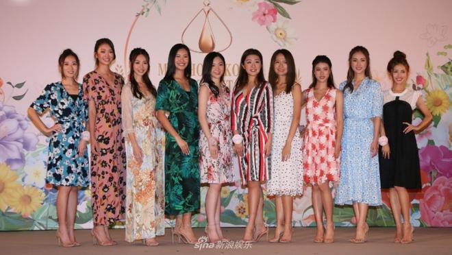 Thảm họa Hoa hậu Hong Kong: Top 10 vừa được gọi tên đã gây sóng gió vì nhan sắc dưới trung bình cùng gu thời trang thảm họa - Ảnh 2.