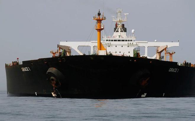 Anh sẽ thả tàu chở dầu Iran trong ngày hôm nay