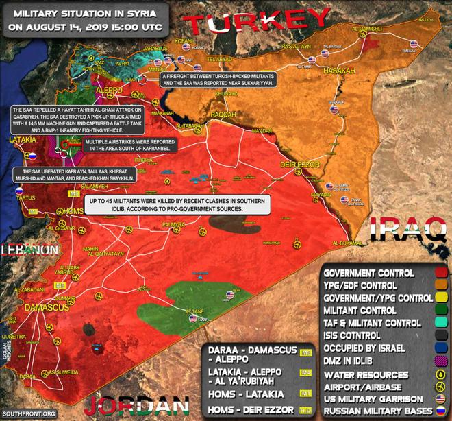 Bí ẩn số phận phi công trên chiến đấu cơ Sukhoi vừa bị bắn hạ - Chiến sự Syria nóng rực, phiến quân hoảng loạn - Ảnh 6.