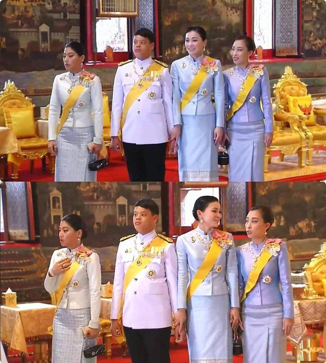 Hoàng hậu Thái Lan trở thành mẹ kế được dân chúng ngưỡng mộ bởi một loạt hành động đầy yêu thương với Hoàng tử nhỏ bị thiếu thốn tình cảm - Ảnh 1.