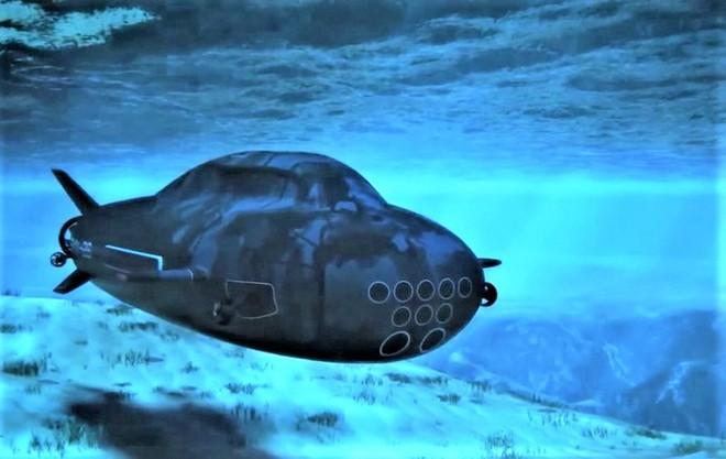 """""""Tàu ngầm bò sát"""" độc đáo SMX-26 của Pháp - ảnh 2"""
