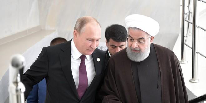 Sôi sục Mỹ-Iran mở đường đại kế hoạch Nga 300 năm? - ảnh 2