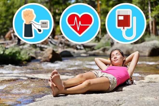 6 điều có thể xảy ra với cơ thể khi bạn ngủ ngoài trời - Ảnh 3.