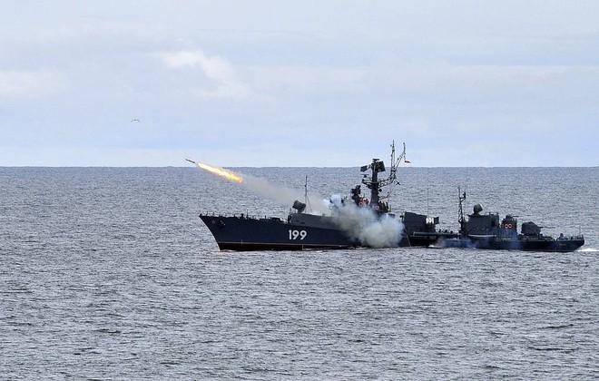"""Hạm đội tàu chiến Nga nhỏ nhưng có võ to"""" khiến Hải quân Mỹ phải kiêng nể - ảnh 1"""