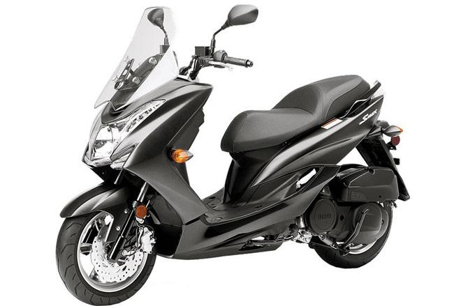 Mẫu xe tay ga Yamaha vừa ra mắt, giá ngang ngửa chiếc SH có gì đặc biệt? - Ảnh 2.