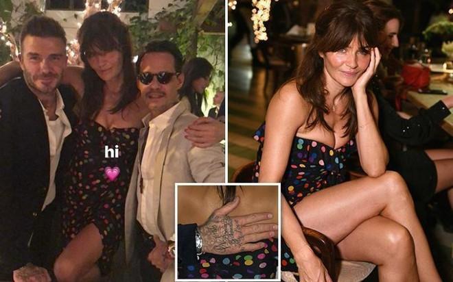 Cựu siêu mẫu Victorias Secret khoe body bốc lửa ở tuổi 50, từng khiến David Beckham điêu đứng? - Ảnh 7.