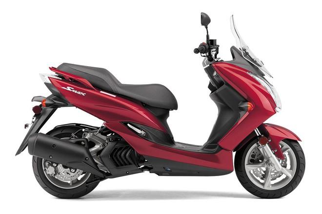 Mẫu xe tay ga Yamaha vừa ra mắt, giá ngang ngửa chiếc SH có gì đặc biệt? - Ảnh 1.