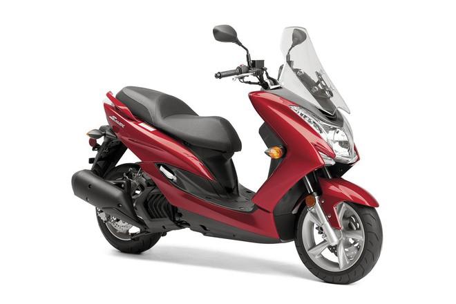 Mẫu xe tay ga Yamaha vừa ra mắt, giá ngang ngửa chiếc SH có gì đặc biệt? - Ảnh 4.