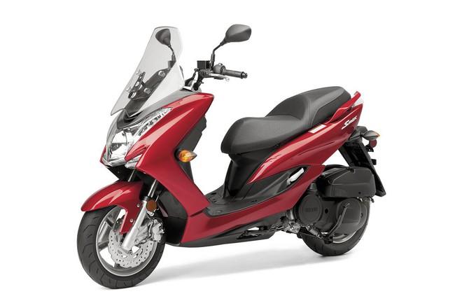 Mẫu xe tay ga Yamaha vừa ra mắt, giá ngang ngửa chiếc SH có gì đặc biệt? - Ảnh 3.