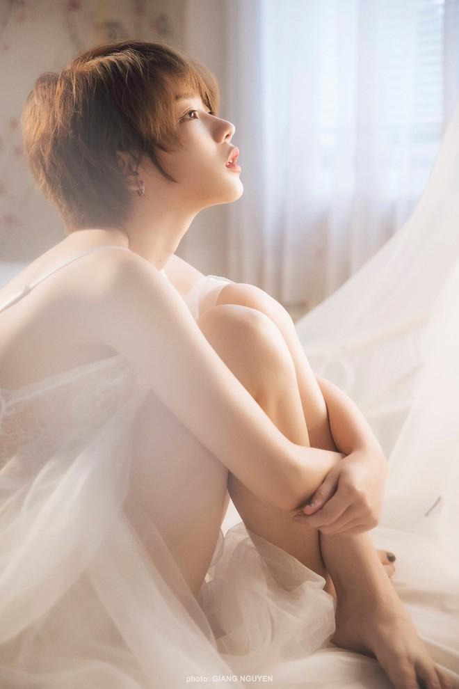 Bị người yêu vỗ béo rồi phụ bạc, nữ sinh kiến trúc quyết thay đổi và màn lột xác ngoạn mục sau 1 năm - ảnh 4