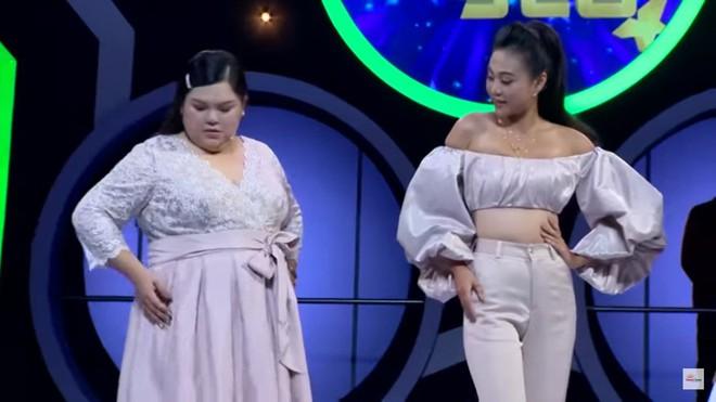 Á hậu Như Trần bị chê mặc lố, hở hang trên truyền hình - Ảnh 1.