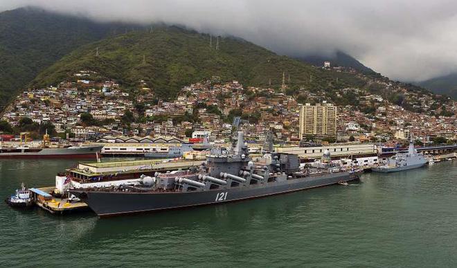 Bất ngờ thỏa thuận đưa tàu chiến tới Venezuela, Nga mong muốn gì? - ảnh 2