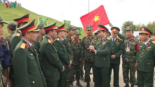 Tank Biathlon 2019: Đội đua xe tăng của Việt Nam có sự tiến bộ rất tuyệt vời - ảnh 5