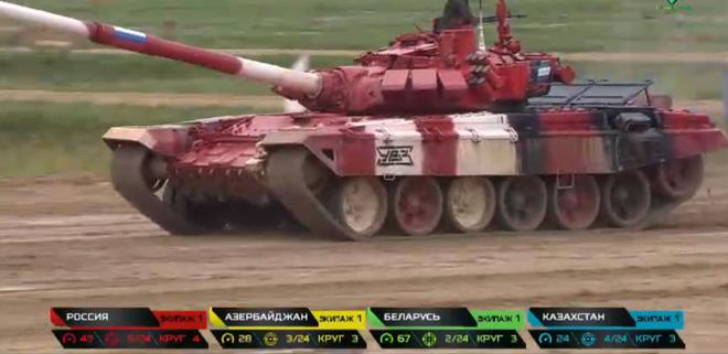 Không thể cướp chức vô địch của Nga ở chung kết siêu hạng Tank Biathlon 2019, các đối thủ tâm phục khẩu phục - Ảnh 26.
