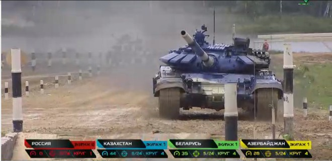 Không thể cướp chức vô địch của Nga ở chung kết siêu hạng Tank Biathlon 2019, các đối thủ tâm phục khẩu phục - Ảnh 23.
