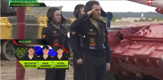 Không thể cướp chức vô địch của Nga ở chung kết siêu hạng Tank Biathlon 2019, các đối thủ tâm phục khẩu phục - Ảnh 31.