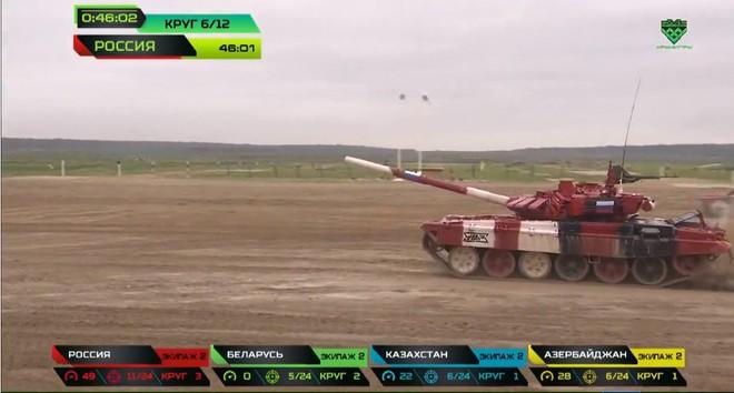 Không thể cướp chức vô địch của Nga ở chung kết siêu hạng Tank Biathlon 2019, các đối thủ tâm phục khẩu phục - Ảnh 18.