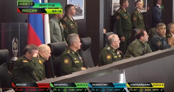 Không thể cướp chức vô địch của Nga ở chung kết siêu hạng Tank Biathlon 2019, các đối thủ tâm phục khẩu phục - Ảnh 16.