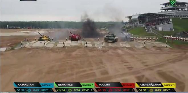 Không thể cướp chức vô địch của Nga ở chung kết siêu hạng Tank Biathlon 2019, các đối thủ tâm phục khẩu phục - Ảnh 30.