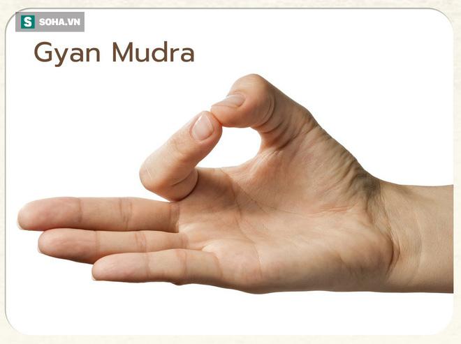 Giải mã bí mật của Thủ ấn: Chỉ chạm nhẹ các ngón tay cũng có được nhiều lợi ích đáng giá - Ảnh 4.