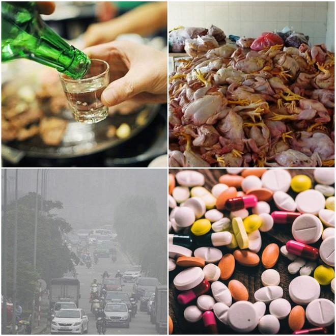 Thuốc giải độc gan: Dễ tìm nhưng tìm sản phẩm chất lượng chuẩn chưa chắc dễ - Ảnh 1.