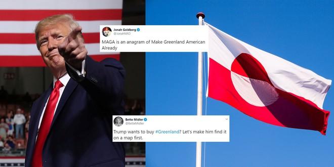 Báo Mỹ: Dù bị người ngoài chế giễu, nhưng ý tưởng mua đảo lớn nhất thế giới của ông Trump không hề điên rồ - Ảnh 2.