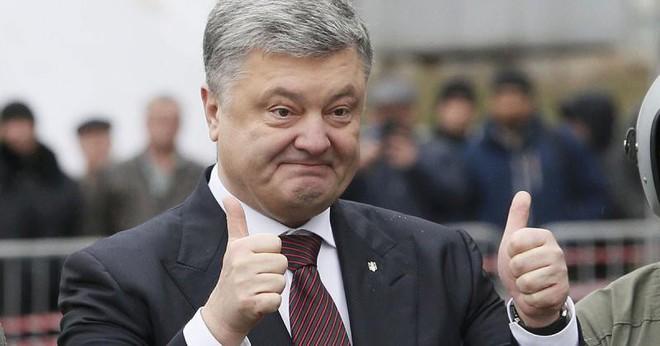 Tổng thống Ukraine... trên giấy: Bản kê khai hé lộ thu nhập khủng của cựu TT Poroshenko giữa hàng loạt bê bối - Ảnh 2.