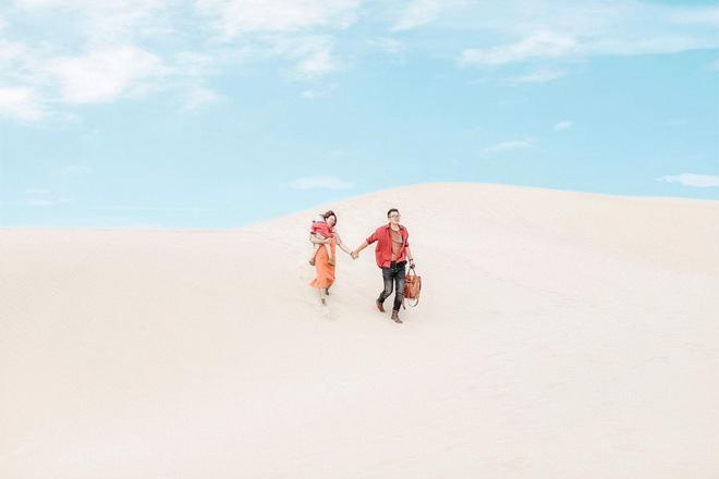 Hành trình phượt 7 ngày bằng xe máy của đôi vợ chồng cùng con trai hơn 1 tuổi, bộ ảnh khiến tất cả phải trầm trồ - Ảnh 14.