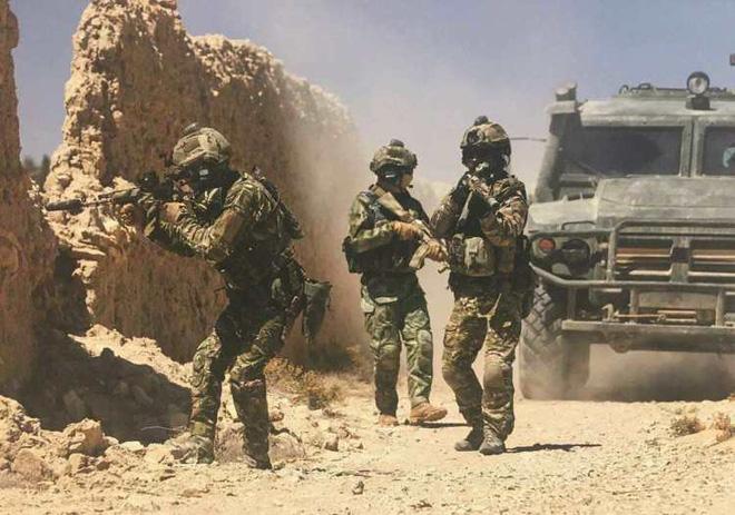 Bí mật về lính đánh thuê Nga: 4 giờ giao chiến đẫm máu với đặc nhiệm Mỹ ở Syria là thật? - Ảnh 1.