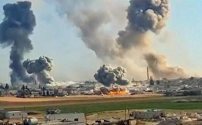Quân cảnh Nga bị tấn công dữ dội - Quân đội Syria siết chặt vòng vây, ra đòn kết liễu chiến lược