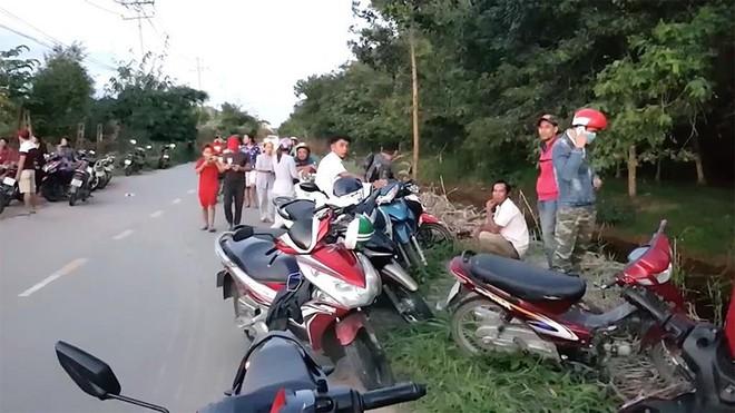 Truy bắt nam thanh niên nghi sát hại tài xế xe ôm ở Sài Gòn - Ảnh 1.