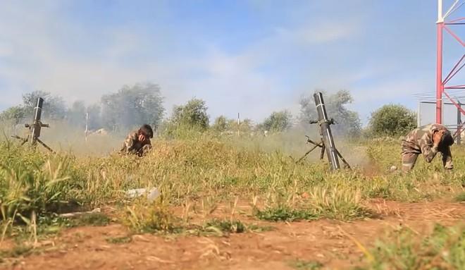 CẬP NHẬT: Quân cảnh Nga bị tấn công dữ dội - Quân đội Syria siết chặt vòng vây, ra đòn kết liễu chiến lược - Ảnh 8.