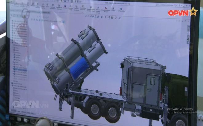 """Tinh hoa vũ khí Việt: Tên lửa bờ """"Made in Vietnam"""" gắn sát thủ chống hạm Kh-35"""