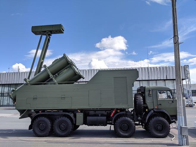 Tinh hoa vũ khí Việt: Tuyệt vời tên lửa bờ Made in Vietnam gắn sát thủ chống hạm Kh-35 - ảnh 4