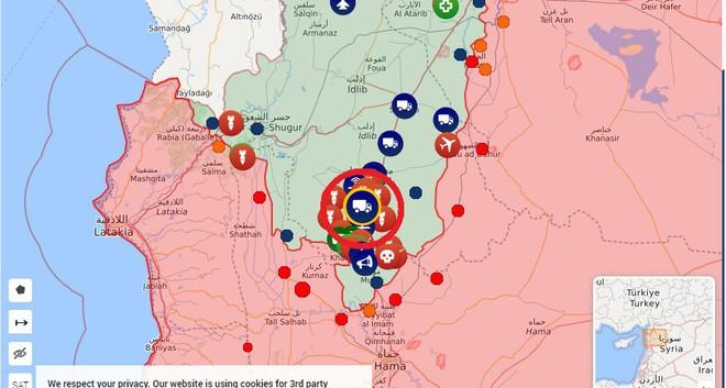 Căng thẳng tăng cao, phiến quân sụp đổ, Thổ Nhĩ Kỳ cấp tốc ứng cứu - QĐ Syria được lệnh tấn công, bất kể là ai - Ảnh 1.