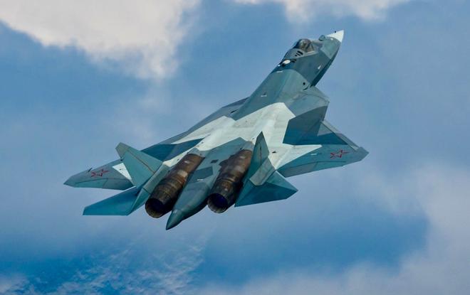 MAKS 2019: Công chúng sẽ được sờ tận tay tiêm kích tàng hình Su-57 - Cơ hội chưa từng có - Ảnh 1.
