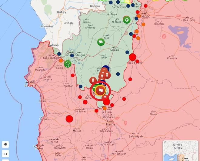 Căng thẳng tăng cao, phiến quân sụp đổ, Thổ Nhĩ Kỳ cấp tốc ứng cứu - QĐ Syria được lệnh tấn công, bất kể là ai - Ảnh 13.