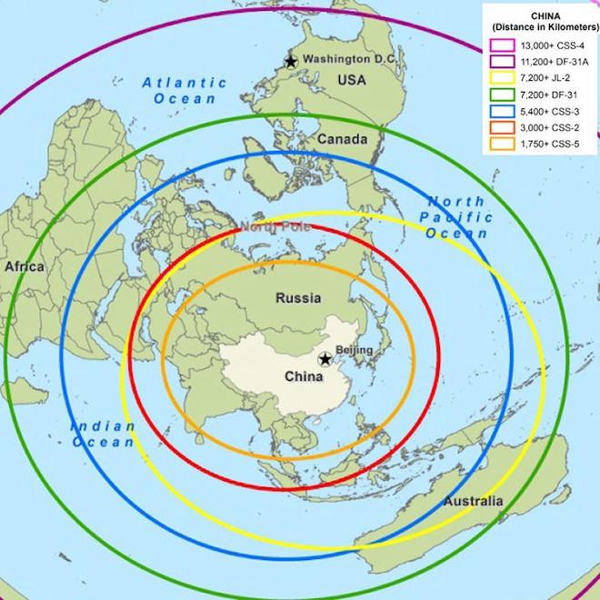 Cảnh báo bất ngờ từ hỏa lực tên lửa Trung Quốc tới hiện diện quân sự Mỹ tại châu Á - Ảnh 2.
