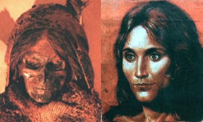 Giải mã sa mạc không lối thoát, có xác ướp mỹ nhân còn nguyên tóc sau gần 4.000 năm - Ảnh 2.