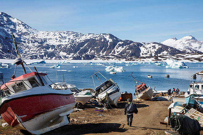 Tại sao ông Trump muốn mua đảo Greenland? - Ảnh 2.