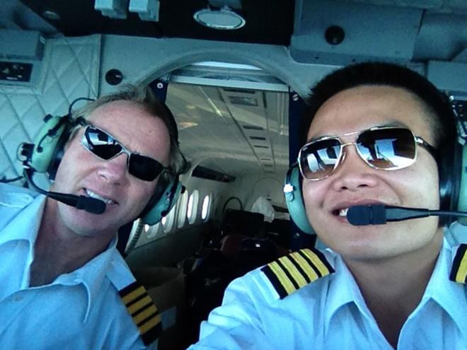Chàng phi công đầu tiên lái thủy phi cơ qua 5 quốc gia về Việt Nam - Ảnh 4.