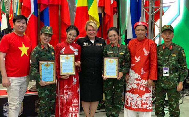 """Bộ đội Việt Nam khẳng định sức mạnh trên """"đấu trường"""" quốc tế Army Games 2019"""