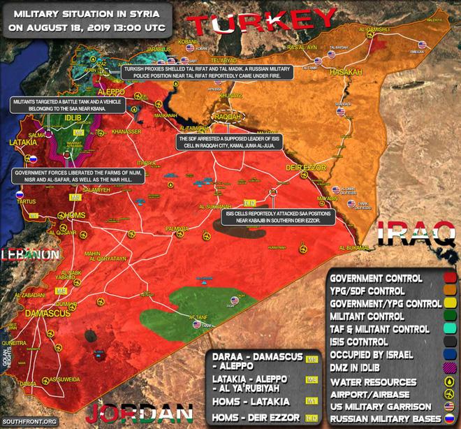 Căng thẳng tăng cao, phiến quân sụp đổ, Thổ Nhĩ Kỳ cấp tốc ứng cứu - QĐ Syria được lệnh tấn công, bất kể là ai - Ảnh 15.